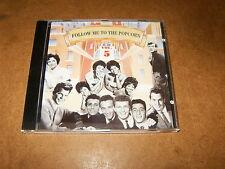 CD (BAR 151) - various artists - FOLLOW ME TO THE POPCORN VOL.5