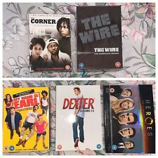 Tv Shows - Massive Bundle - The WIRE - My Name Is Earl - Dexter - Heroes - Mint