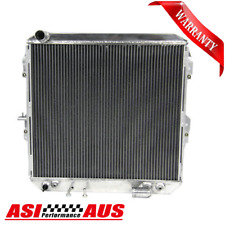 56MM Aluminum Radiator FOR TOYOTA SURF HILUX 2.4/2.0 LN130 LN106 LN107 AT/MT