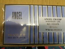 THIERRY MUGLER ANGEL ORIGINAL X 10  SAMPLES EDP VIALS NEW IN PERFUME 1.2ML