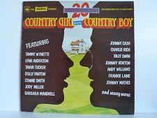 Country Girll meets Country Boy - Vinyl LP – Sampler
