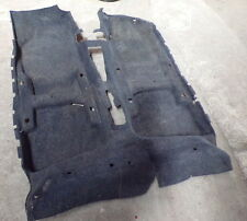14233 2A2 2008-2010 MK2 5J SKODA FABIA 5 DOOR HATCHBACK INTERIOR CARPET