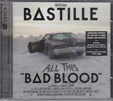 BASTILLE - ALL THIS BAD BLOOD on 2 CD's  NEW