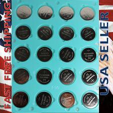 **FRESHLY NEW** 20x Panasonic CR2032 Lithium Battery 3V Coin Cell Exp 2024