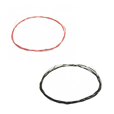 2M 36Awg Teflon Coated Wire Multi-Strand Red/Black