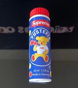 Supreme Pustefix Soap Bubbles 1.4 oz - 42 mL SS21 WEEK 1 GIFT 100% Authentic