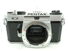【Exc+++++】Pentax Asahi KX 35mm SLR Film Camera Body Only From JAPAN #167