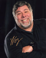 Steve Woz Wozniak SIGNED 11x14 PHOTO Co-Founder APPLE I COMPUTER AUTOGRAPHED