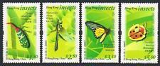 Hong Kong 901-904,904a,MNH. Insects 2000.Pyrops candelarius,Macromidia ellenae,