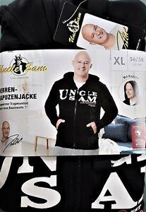 Uncle Sam Herren Sweatpullover M L XL XXL Sweater Pullover Baumwolle Unclesam