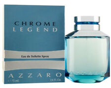 CHROME LEGEND by Azzaro cologne for Men EDT 2.6 oz New in Box
