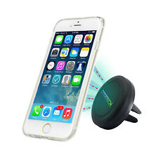 Universal Magnetic Air-vent Car Mount Holder for Apple iPhone 4/5/5C/5S/6/6+