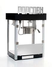 BRAND NEW METROPOLITAN BLACK 6 OZ. POPCORN POPPER MACHINE by BENCHMARK USA