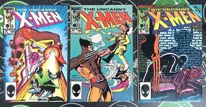 Uncanny X-Men #194-196 1985 Marvel Controversial Racial Slur Issue Kitty Pryde