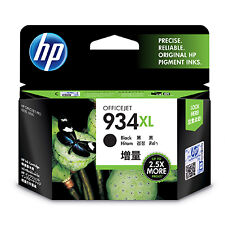 HP Ink Cartridge 934xl Black C2P23AA