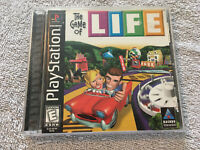 The Game of Life - Sony PlayStation 1 PS1 - 1998 - COMPLETE - TESTED - RARE