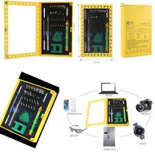 37pcs 8929 Screwdriver Repair Tool Kit Set For Laptop Camera Watches Glasses UK