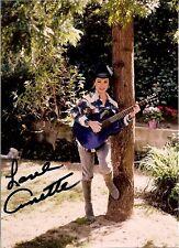 """Annette Funicello Signed 4"""" x 6"""" Color Photo w/ COA"""