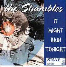 EP the SHAMBLES it might rain tonight 45 SPAIN SNAP 2002 VINYL power pop mod