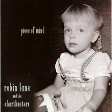 """Robin Lane & The Chartbusters """"Piece Of Mind"""" CD New"""