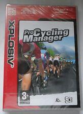 Pro CYCLING MANAGER PC CD-ROM MOTO jeu neuf et scellés royaume-uni XPLOSIV