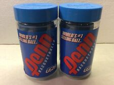 Penn Racquetballs (2) Cans With 2 Each Unopened.