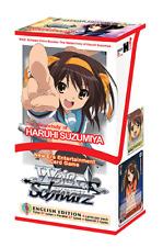 The Melancholy of Haruhi Suzumiya Extra Booster 6 Packs Brand New English Box