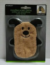 Puppy/dog, Soft Microfiber screen cleaning cloth for Phone Tablet Laptop.