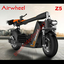 """New AirWheel 162.8wh Battery Foldable Light Weight Electric Scooter 8"""" wheel UL"""