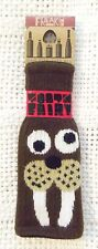 New FREAKER Beverage Bottle Insulator Koozie TOOTH FAIRY Walrus NWT USA!