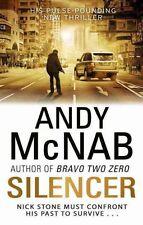 MCNAB,ANDY-SILENCER  BOOK NEW