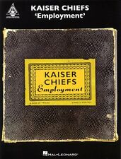 Kaiser Chiefs 'Employment' Guitar-Tab Music Book Brand New On Sale Songbook!