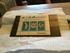 Nouvelles Hebrides Mint Stamp Miniature Sheet