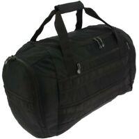 Einsatztasche schwarz Security Militär 50 Liter Camping Outdoor