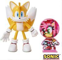 "*Brand New* TAILS Bendy Figure - Sonic the Hedgehog 4"" BENDY JAKKS PACIFIC 2019"