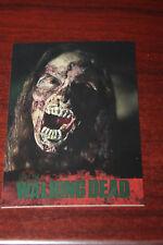 2011 Cryptozoic The Walking Dead Season 1 trading card Gold Foil #W03