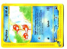 POKEMON SKYRIDGE (ENGLISH CARD) CARTE N°  75/144 MAGIKARP