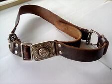 More details for vintage girl guides belt