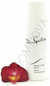 Dr. Spiller Biomimetic Skin Care Vitamin C-Plus Serum 100ml Salon Size