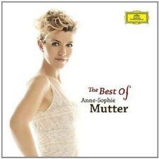 ANNE-SOPHIE/+ MUTTER - THE BEST OF ANNE-SOPHIE MUTTER 2 CD NEU