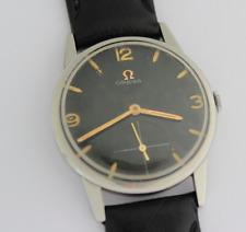 Vintage Omega swiss mechanical handwind watch