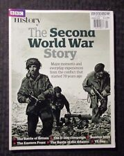 2009 BBC History THE SECOND WORLD WAR STORY Magazine FN+ 6.5