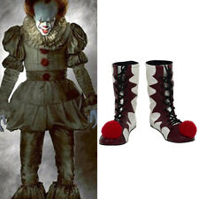 Stephen King It 2017 Movie Pennywise Cosplay Shoes Costume Made Any Size