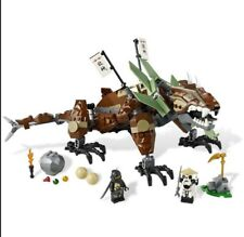 Lego2509 Earth Dragon Defense Used Retired Set