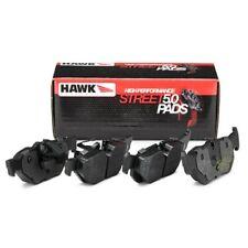 HAWK 2018 2019 AUDI S4 S5 B9 HIGH PERFORMANCE STREET HPS 5.0 FRONT BRAKE PADS