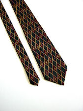 CANDA Cravatta Tie NUOVA NEW 100% RASO SATIN ORIGINALE IDEA REGALO