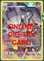 1X Steelix 247/236 Cosmic Eclipse Pokemon Online Digital Card