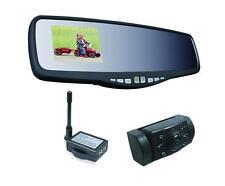 PRO-USER Kabellose Rückfahrkamera System mit Innenspiegel Monitor APB220