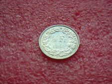 Silber-Münzen 1964 B Schweiz 1 x 1/2 Franken sehr schön   Silver Coin Svizzera