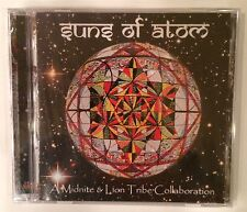 Midnite - Lion Tribe - 'Suns Of Atom' CD (2006) Roots Reggae Brand New Sealed